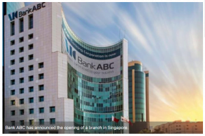 Bank ABC Launches a Branch in Singapore